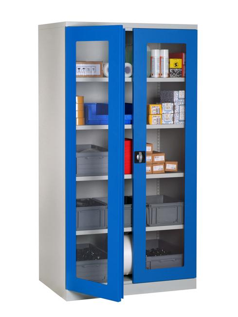 armoire industrielle série APTRH50 ouverture