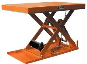 table élévatrice modèle SL Atlas - MSI France
