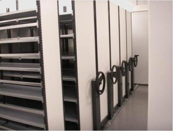 MSI - rayonnage mobile stockage archives économique